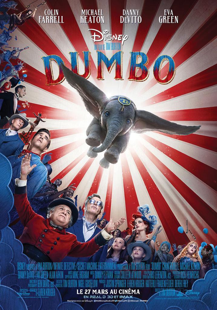 Photo du film Dumbo