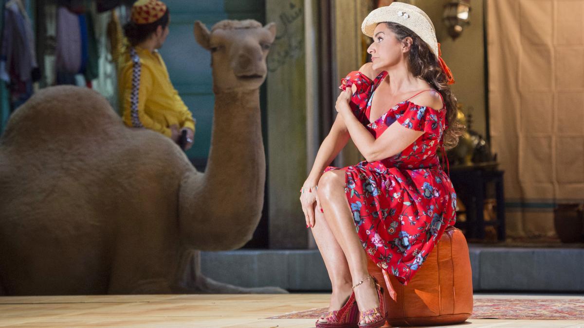 Photo du film L'Italienne à Alger (Festival de Salzbourg-FRA Cinéma)