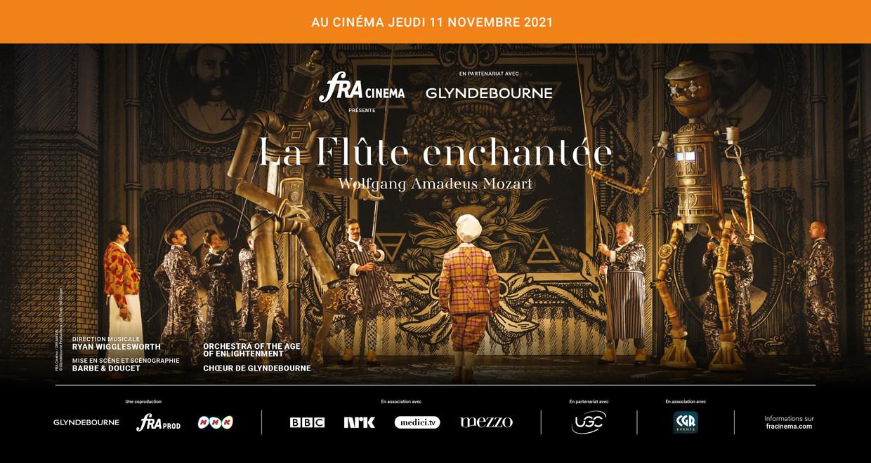 Photo du film La Flûte enchantée (Glyndebourne-FRA Cinéma)