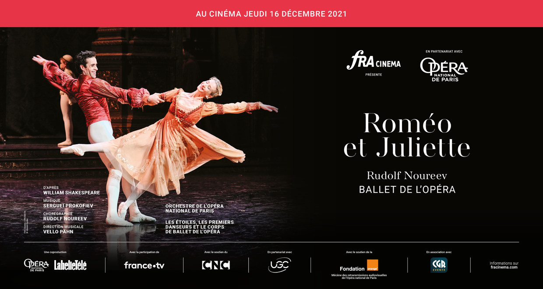 Photo du film Roméo et Juliette (Opéra de Paris-FRA Cinéma)